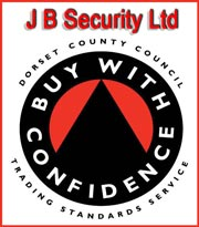JB Security is Approved by Dorset Trading Standards